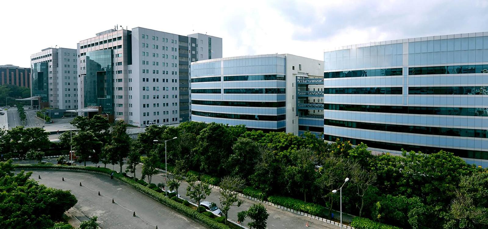 Mindspace, Hyderabad